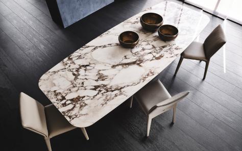 Tyron Designer Keramik Dining Table