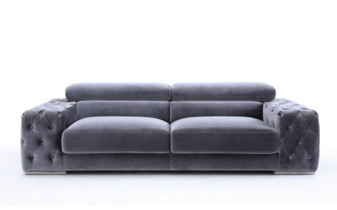 Chanel Fabric Sofa