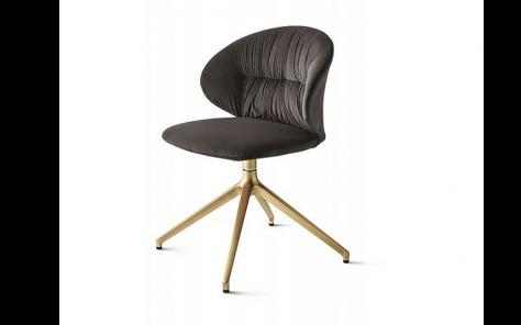 Drop Swivel Dining Chair
