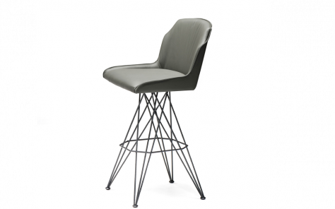Flaminio Swivelling Bar Stool