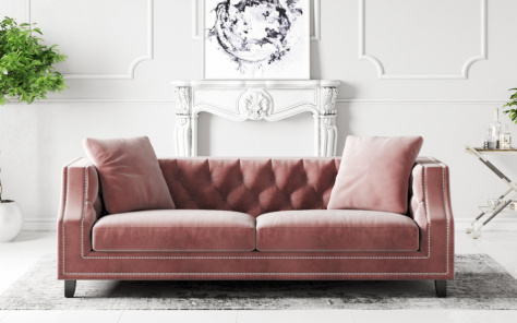 Helena Chesterfield Sofa