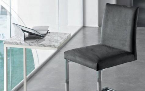 Hisa Chair in Waterproof Fabric