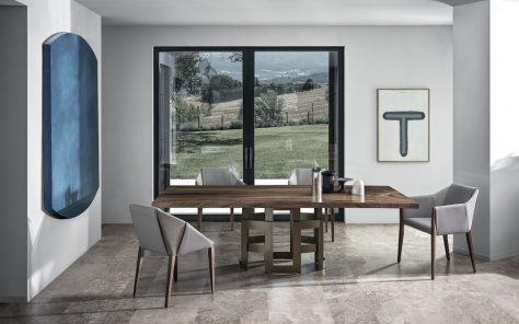 Imperial Wood Dining Table