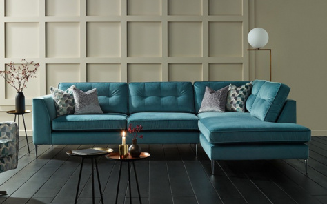 Renzo Corner Sofa