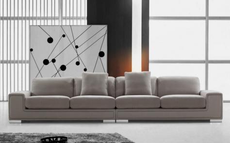 Lupo 5 Seater Sofa