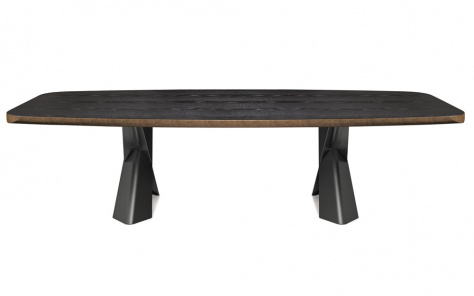 Mad Max Wood Dining Table - Version C