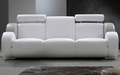 Marshmellow Leather Sofa