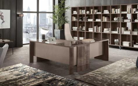 Matera L Shaped Office Desk