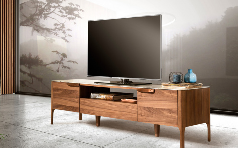 Newbury TV Unit