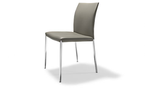 Norma Metal Leg  Dining Chair by Cattela Italia