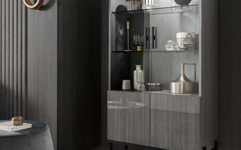 Nova 2 Door Cabinet