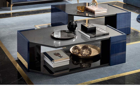Ocean Rectangular Coffee Table