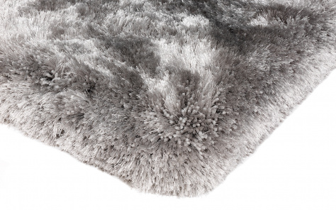 Plush Designer Silver Rug - Asiatic