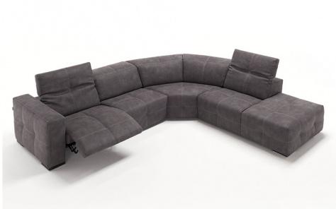 Savanna Italian Corner Sofa
