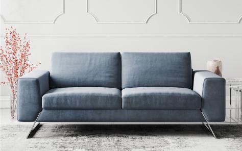 Vivid 3 Seater Sofa in Fabric