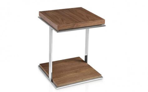 Wind Wood Side Table