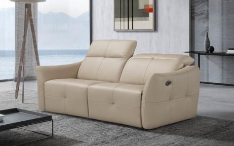 Yummy Italian Recliner Sofa