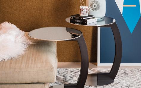 Zen Side Table - Side View