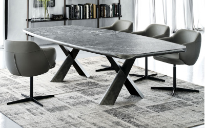 Mad Max Keramik Premium Dining Table