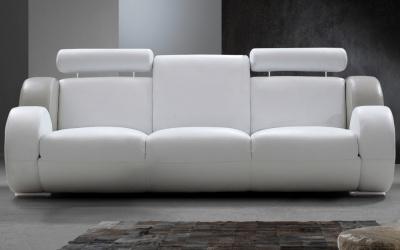Marshmellow Leather Sofa