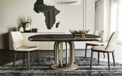 Soho Keramik Premium Dining Table
