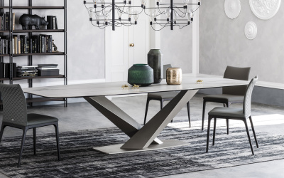 Stratos Keramik Dining Table