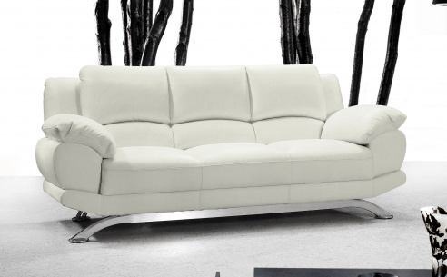 Alonzo Leather Sofa