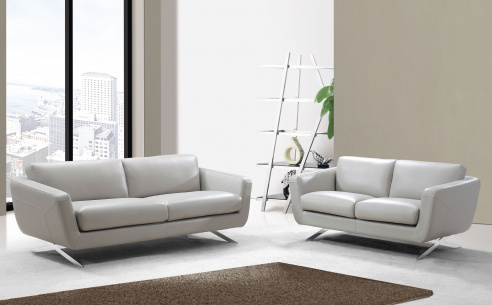 Caruso Leather Sofa