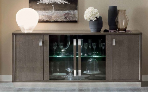 Ayla 4 Door Sideboard