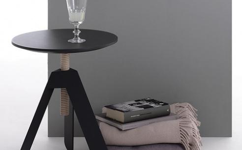 Basalto Side Table