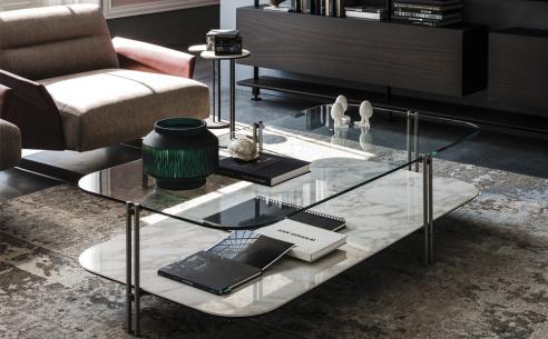 Biplane Coffee Table