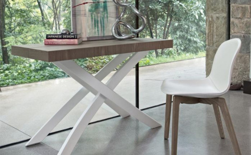 Artistico Extending Wood Console Table
