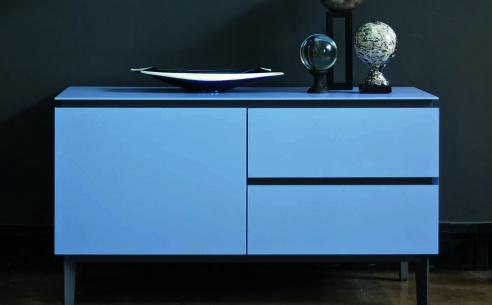 Cosmopolitan Small Wood Sideboard