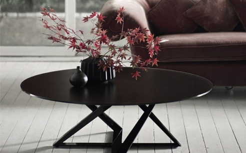 Millennium Round Coffee Table