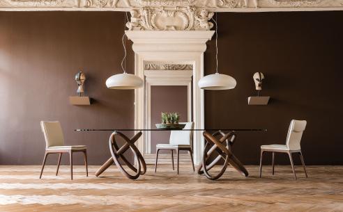 Carioca Dual Dining Table