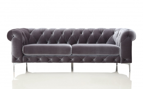 Charlie Fabric Chesterfield Sofa