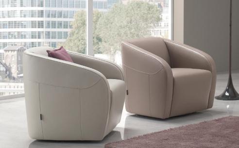 Charlotte Swivel Chair