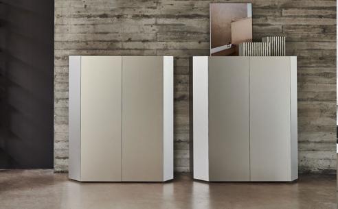 Chelsea Titanium cupboard