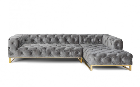 Chloe Fabric Corner Sofa