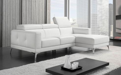 Claudia Small Corner Sofa