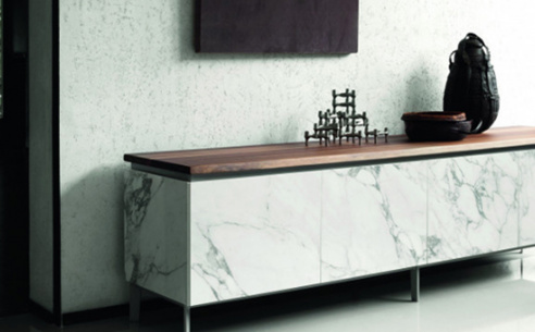 Cosmopolitan Medium Ceramic Sideboard