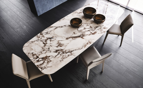 Tyron Keramik Dining Table