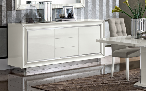 Dexter 3 Door Sideboard