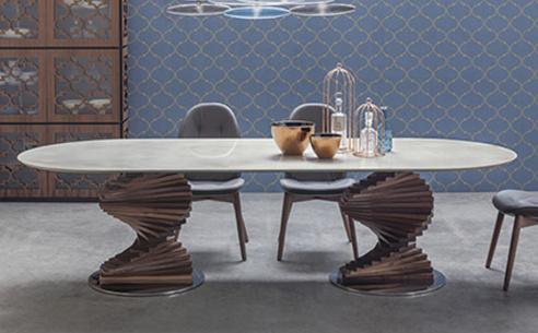 Spirio Large Dining Table