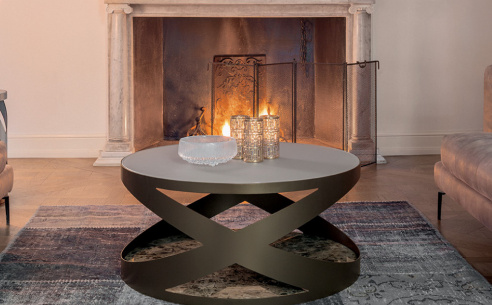 Flame Coffee Table