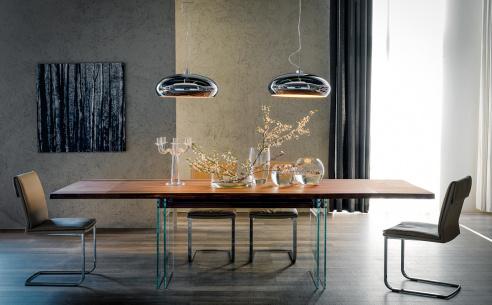 Ikon Drive Extending Dining Table