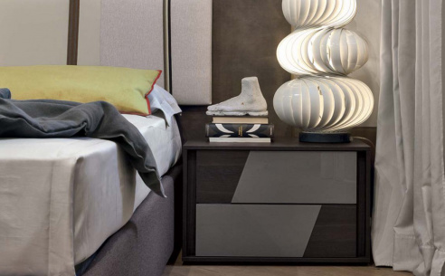 Kross 2 Drawer Nightstand