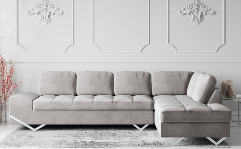 Madison Fabric Corner Sofa