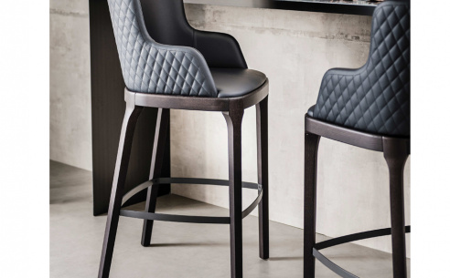 Magda Couture Carver Bar Stool