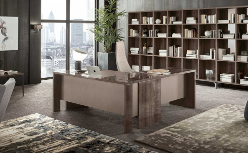 Matera L Shaped Office Desk